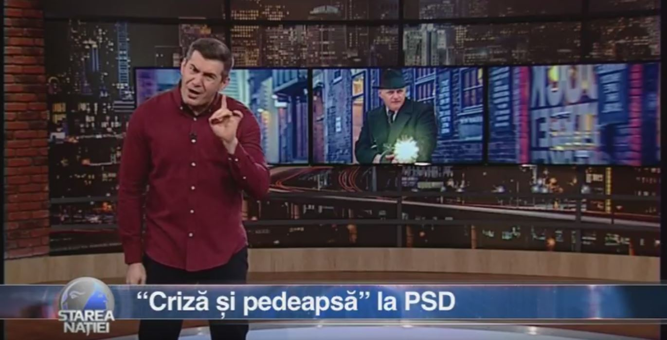 """""""Criză și pedeapsă"""" la PSD"""