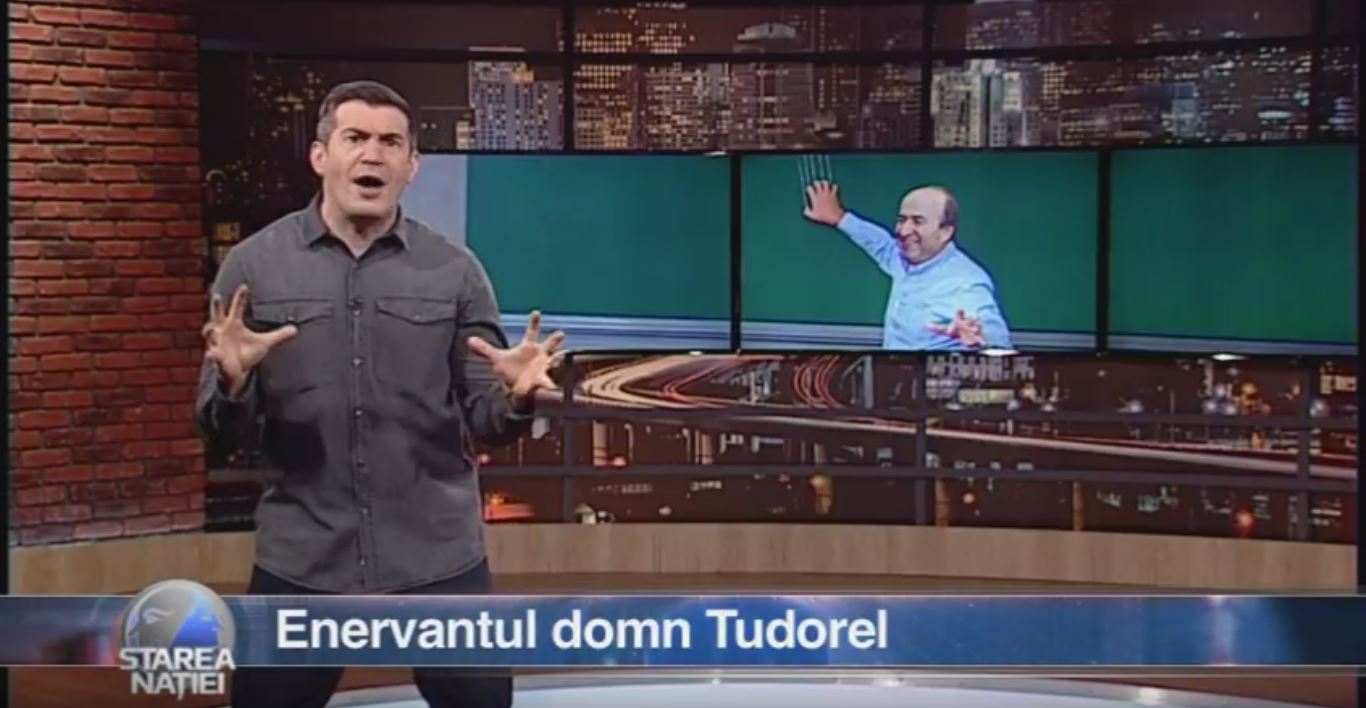 Enervantul domn Tudorel