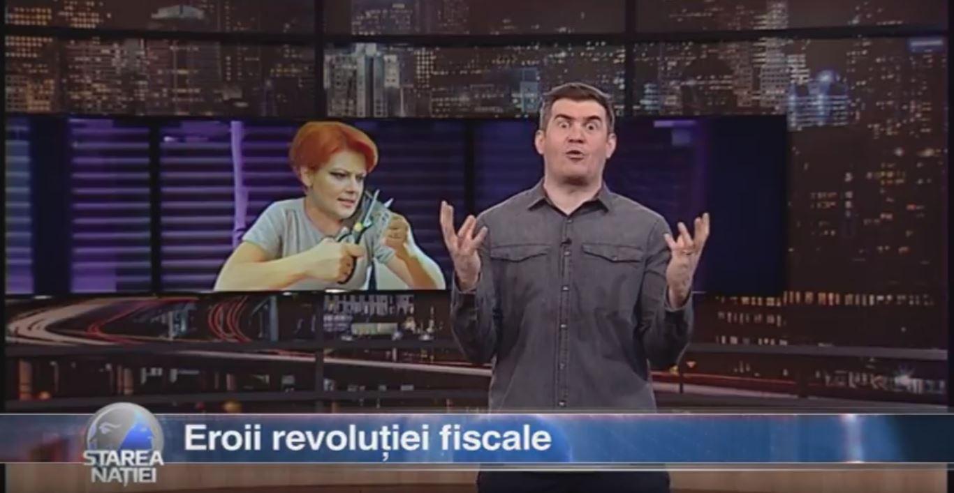 Eroii revoluției fiscale