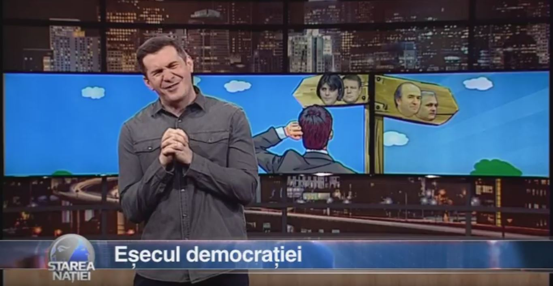 Eșecul democrației