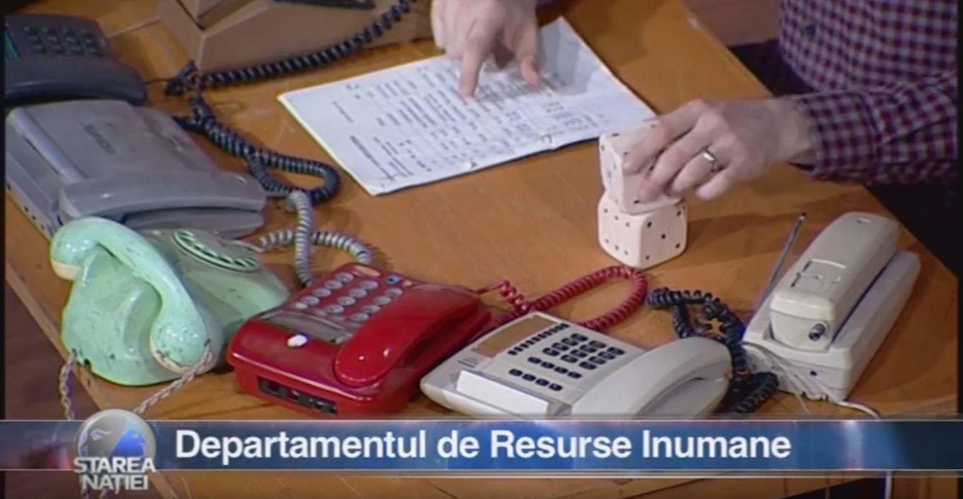 Departamentul de Resurse Inumane