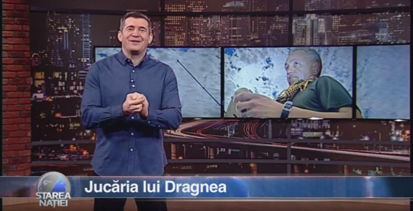 Jucăria lui Dragnea