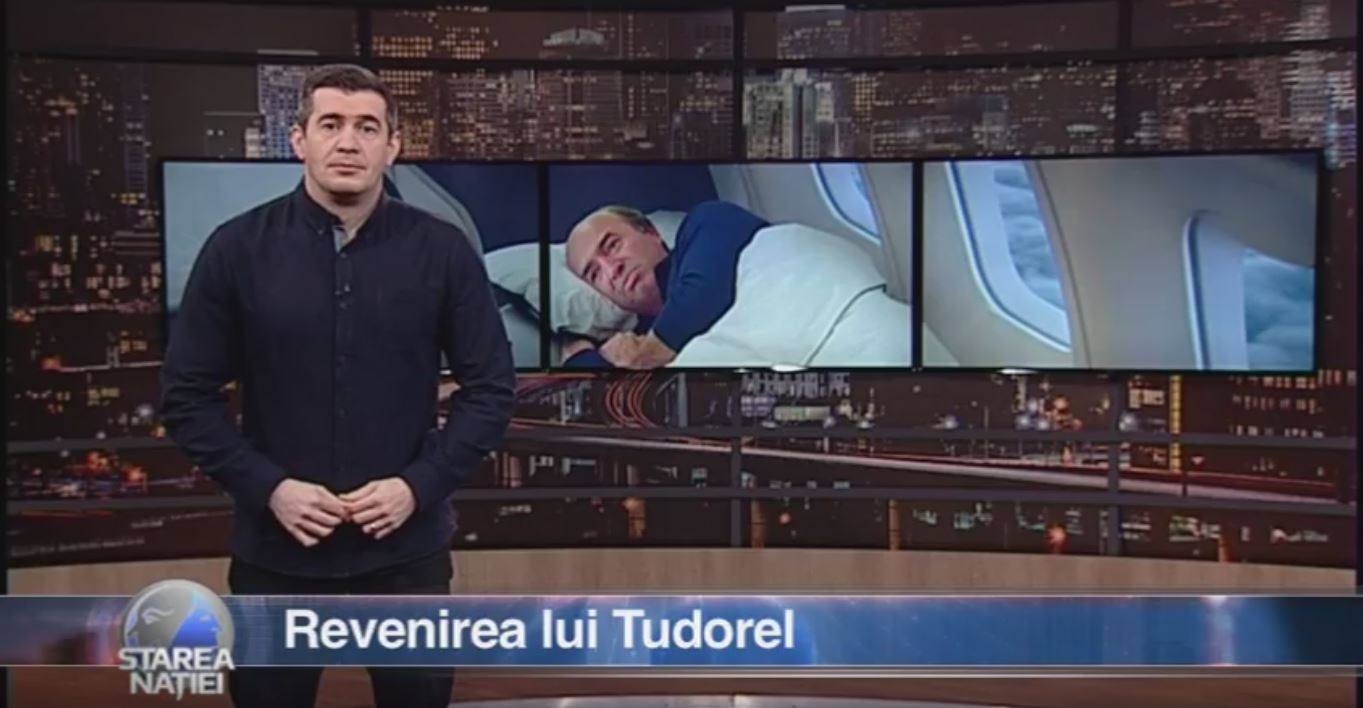 Revenirea lui Tudorel