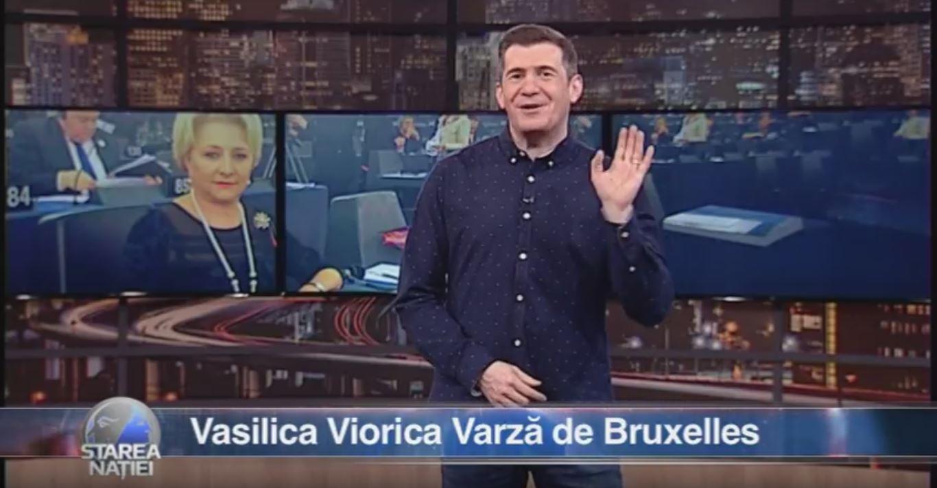 Vasilica Viorica Varză de Bruxelles