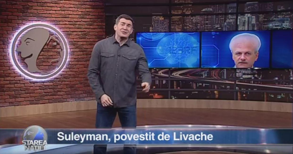 Suleyman, povestit de Livache