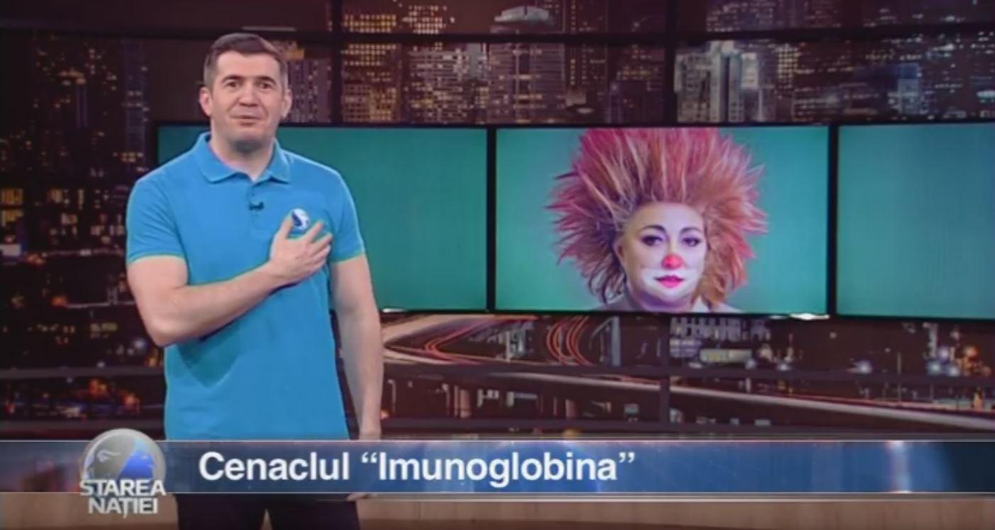 """Cenaclul """"Imunoglobina"""""""