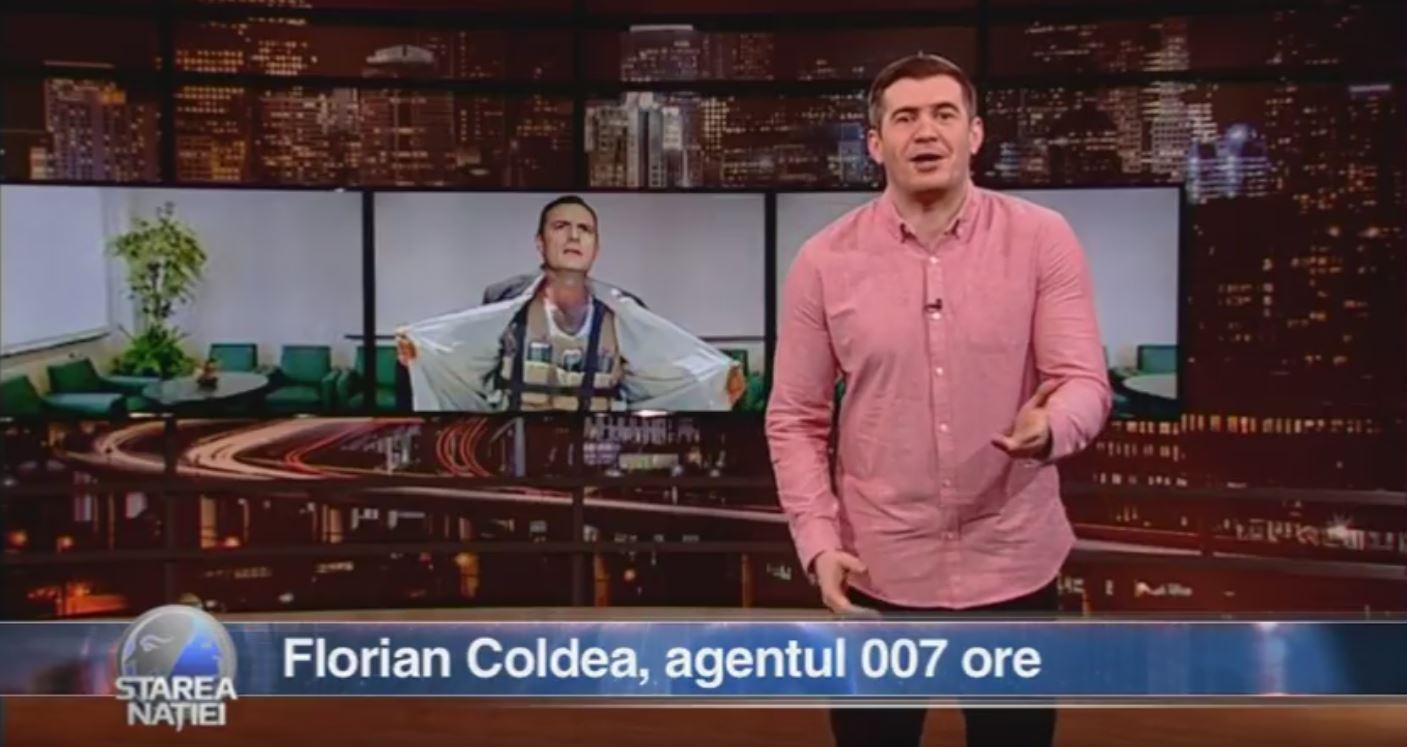 Florian Coldea, agentul 007 ore