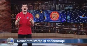 Descentralizarea și descentrații