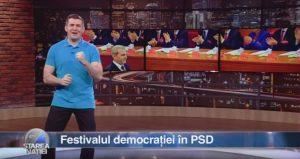 Festivalul democrației în PSD