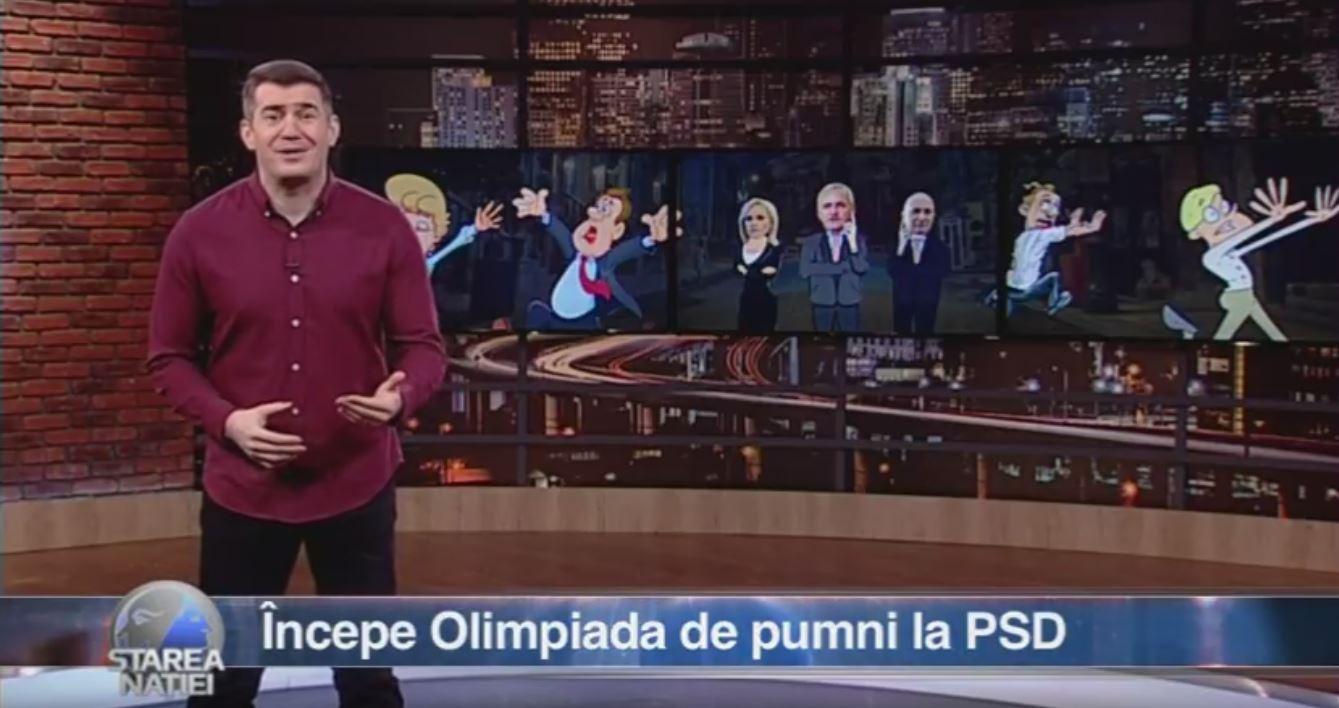 Începe Olimpiada de pumni la PSD