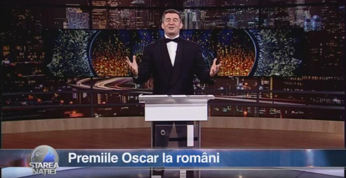 Premiile Oscar la români