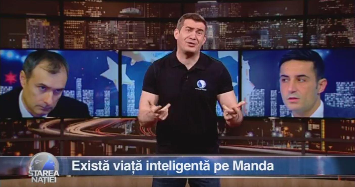 Există viață inteligentă pe Manda