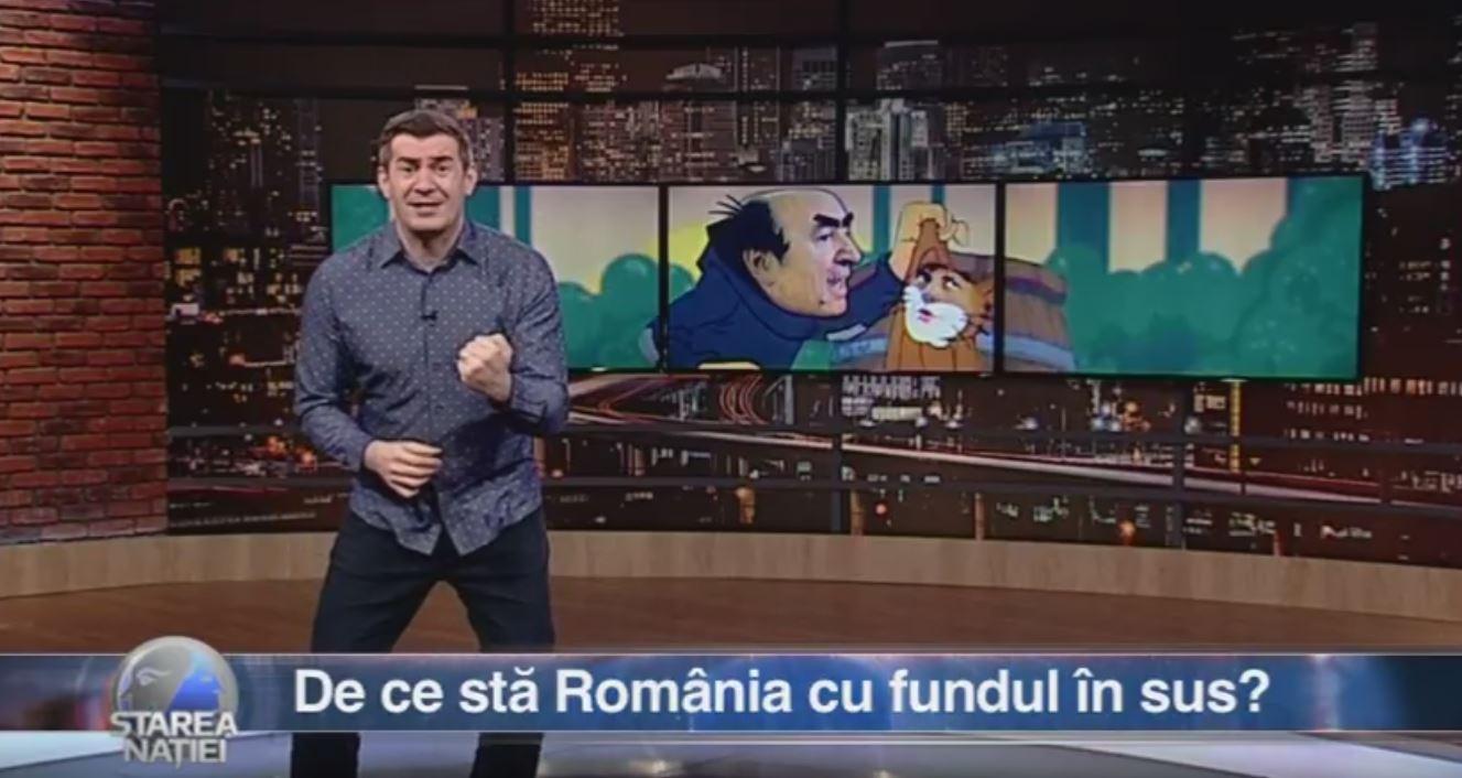 De ce stă România cu fundul în sus?