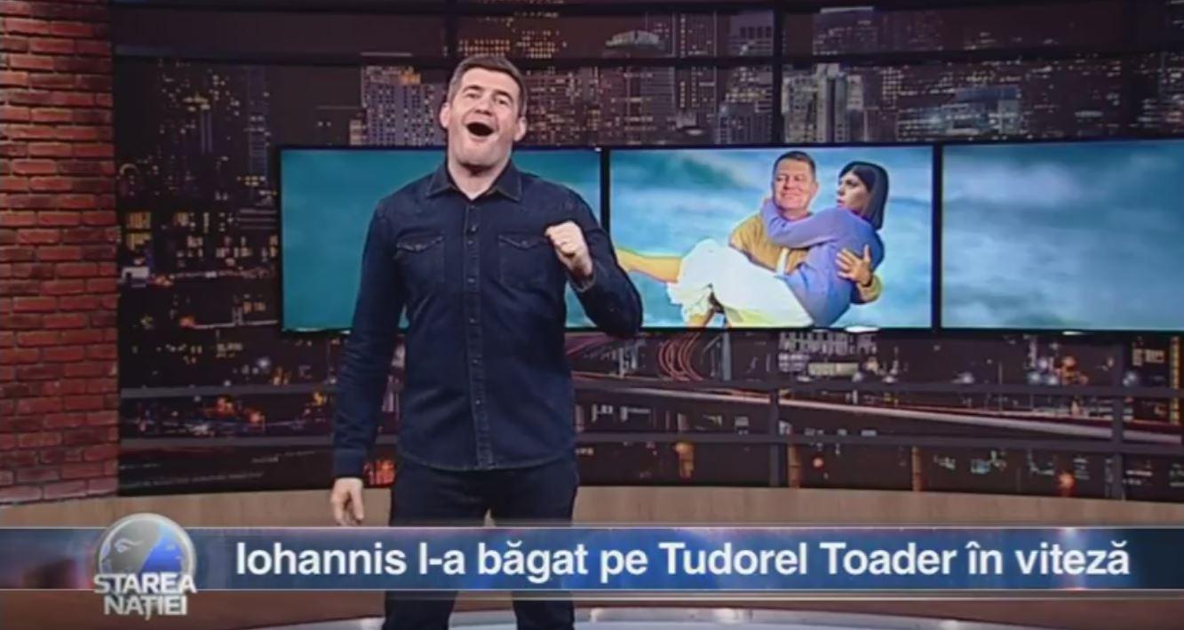 Iohannis l-a băgat pe Tudorel Toader în viteză