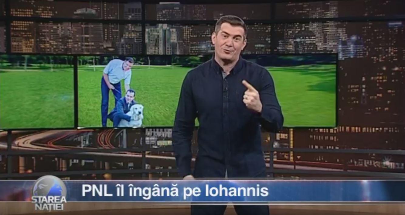 PNL îl îngână pe Iohannis
