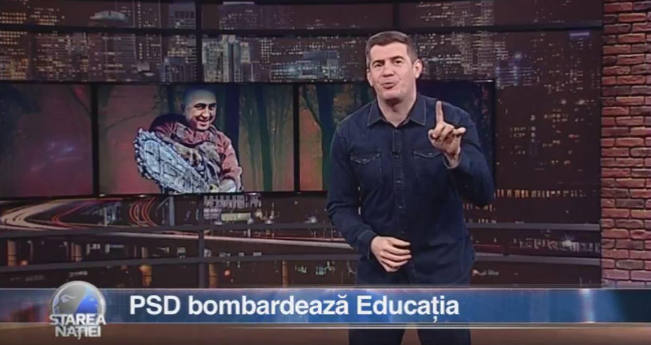PSD bombardează Educația