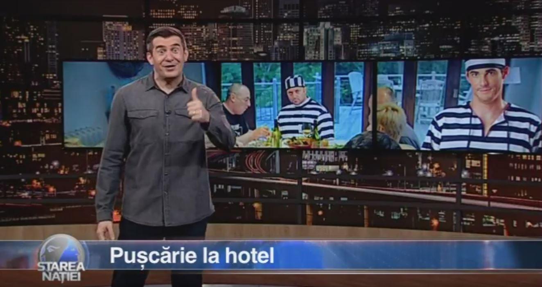Pușcărie la hotel