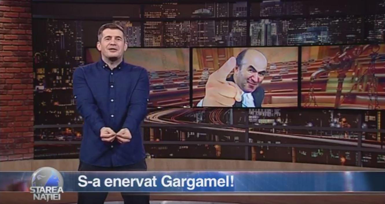 S-a enervat Gargamel!