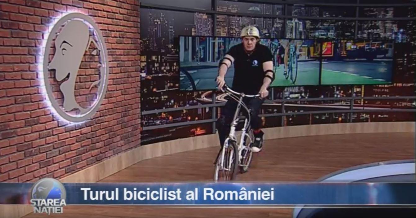 România văzută de pe bicicletă