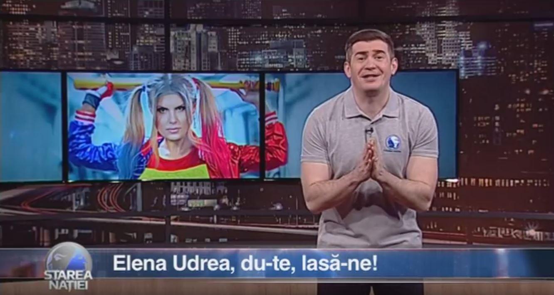 Elena Udrea, du-te, lasă-ne!