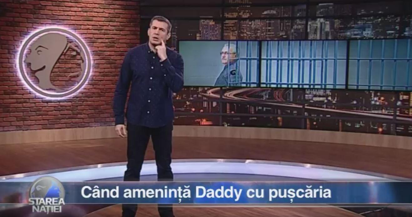 Când amenință Daddy cu pușcăria