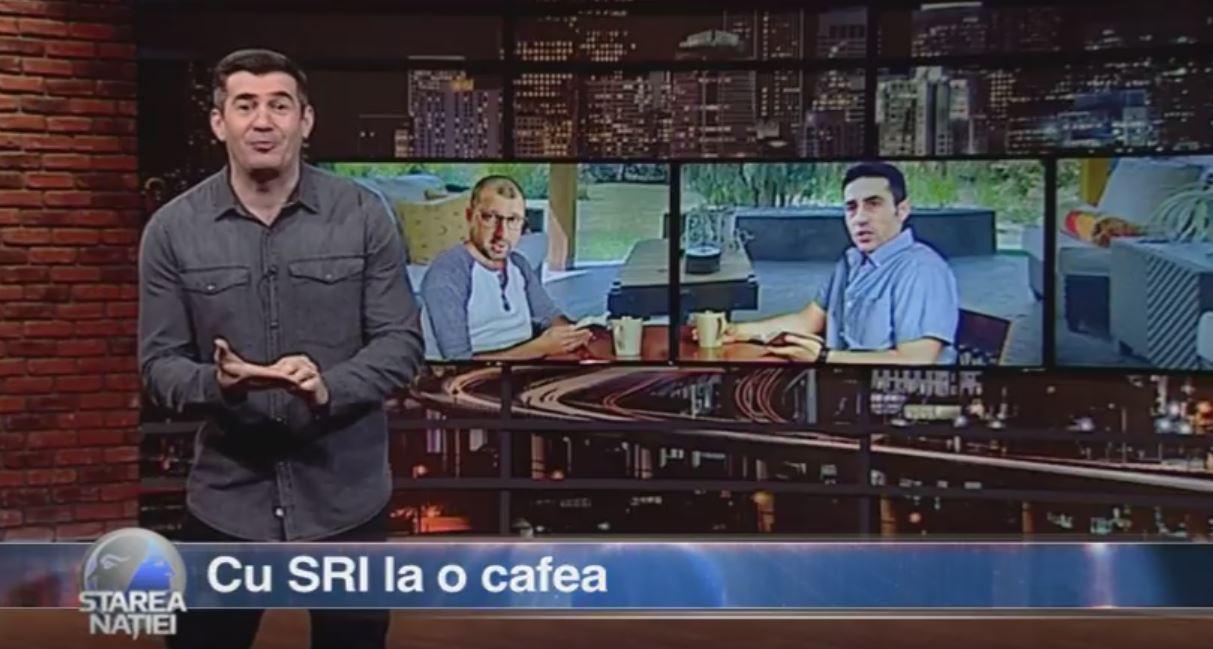Cu SRI la o cafea