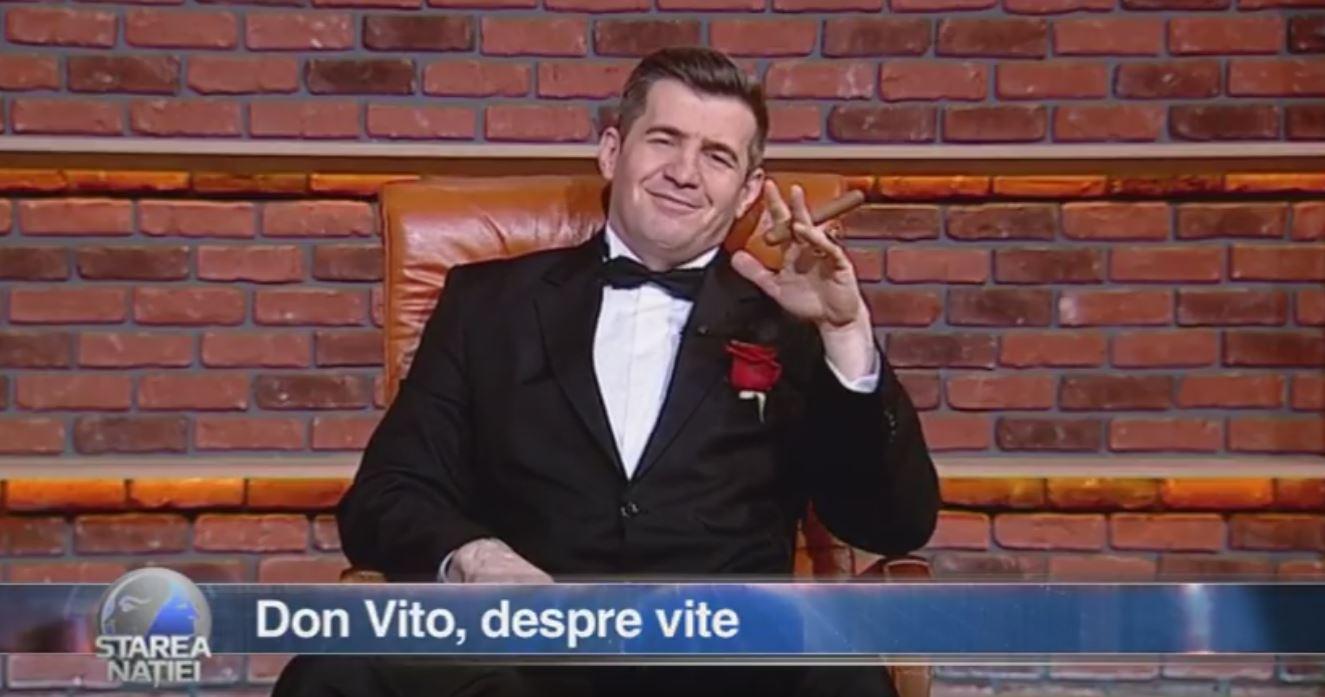 Don Vito despre vite