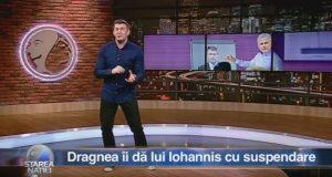 Dragnea îi dă lui Iohannis cu suspendare