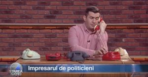 Impresarul de politicieni