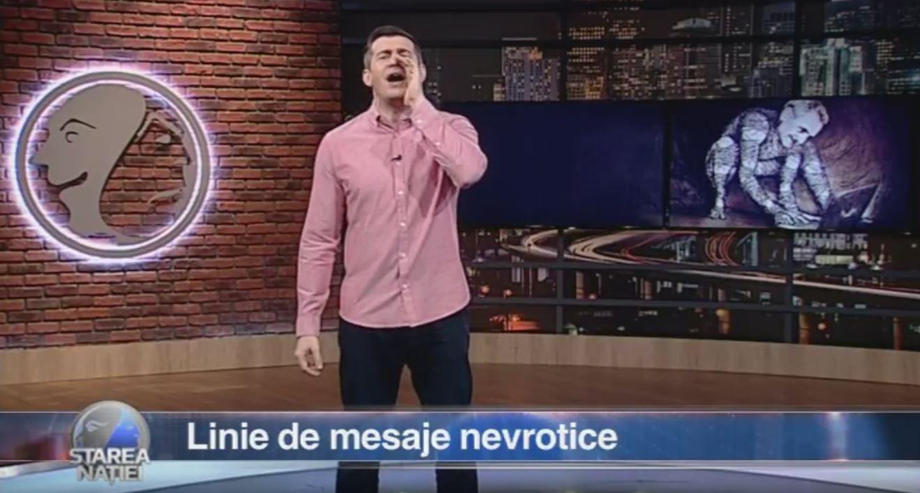Linie de mesaje nevrotice