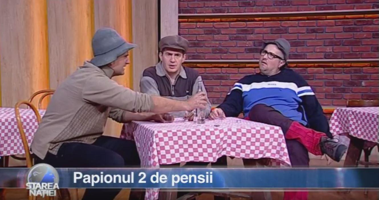 Papionul 2 de pensii