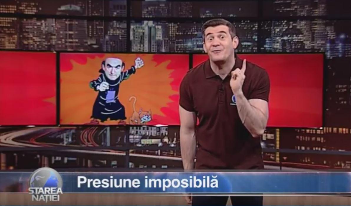 Presiune imposibilă