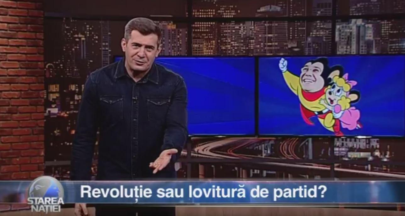 Revoluție sau lovitură de partid?