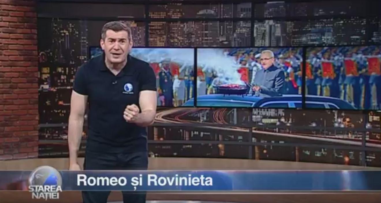 Romeo și Rovinieta