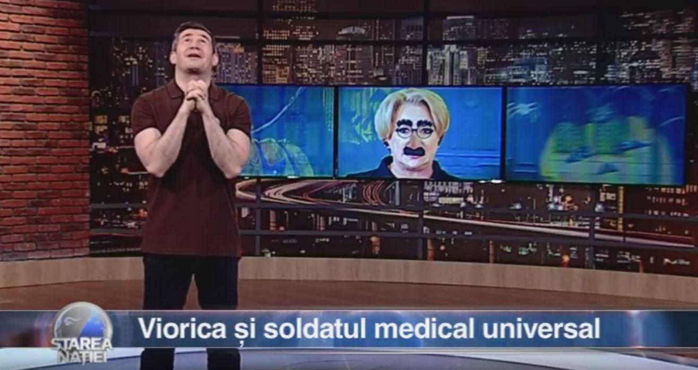 Viorica și soldatul medical universal