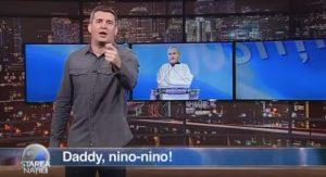 Daddy, nino-nino!
