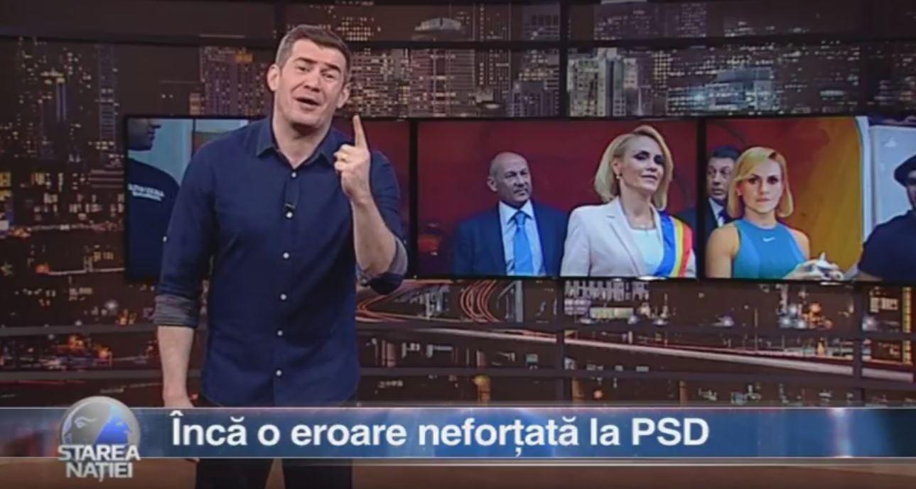 Încă o eroare neforțată la PSD