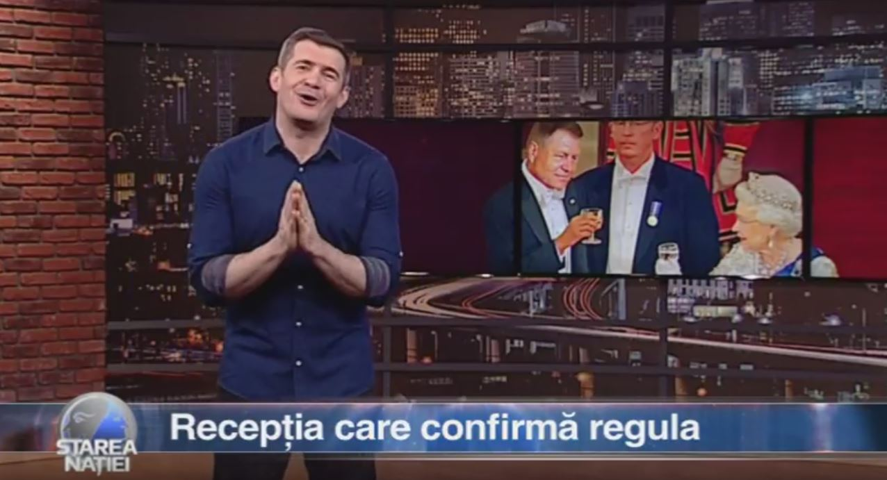 Recepția care confirmă regula