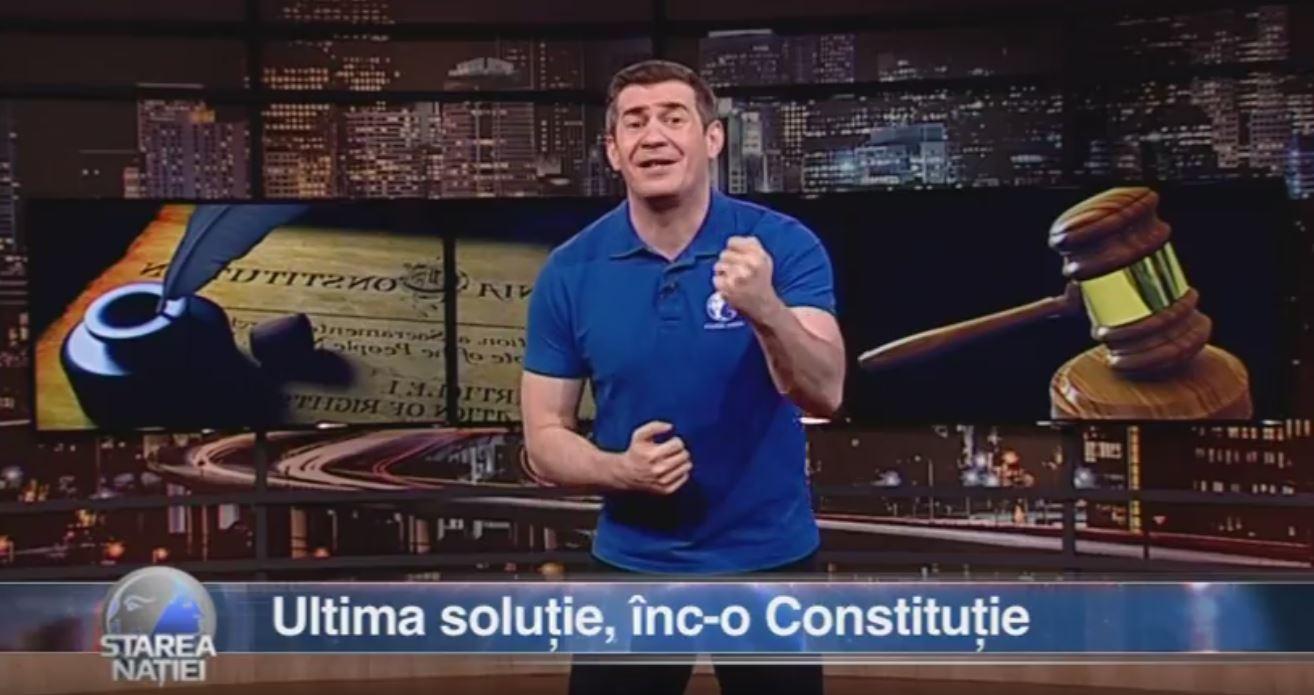 Ultima soluție înc-o Constituție