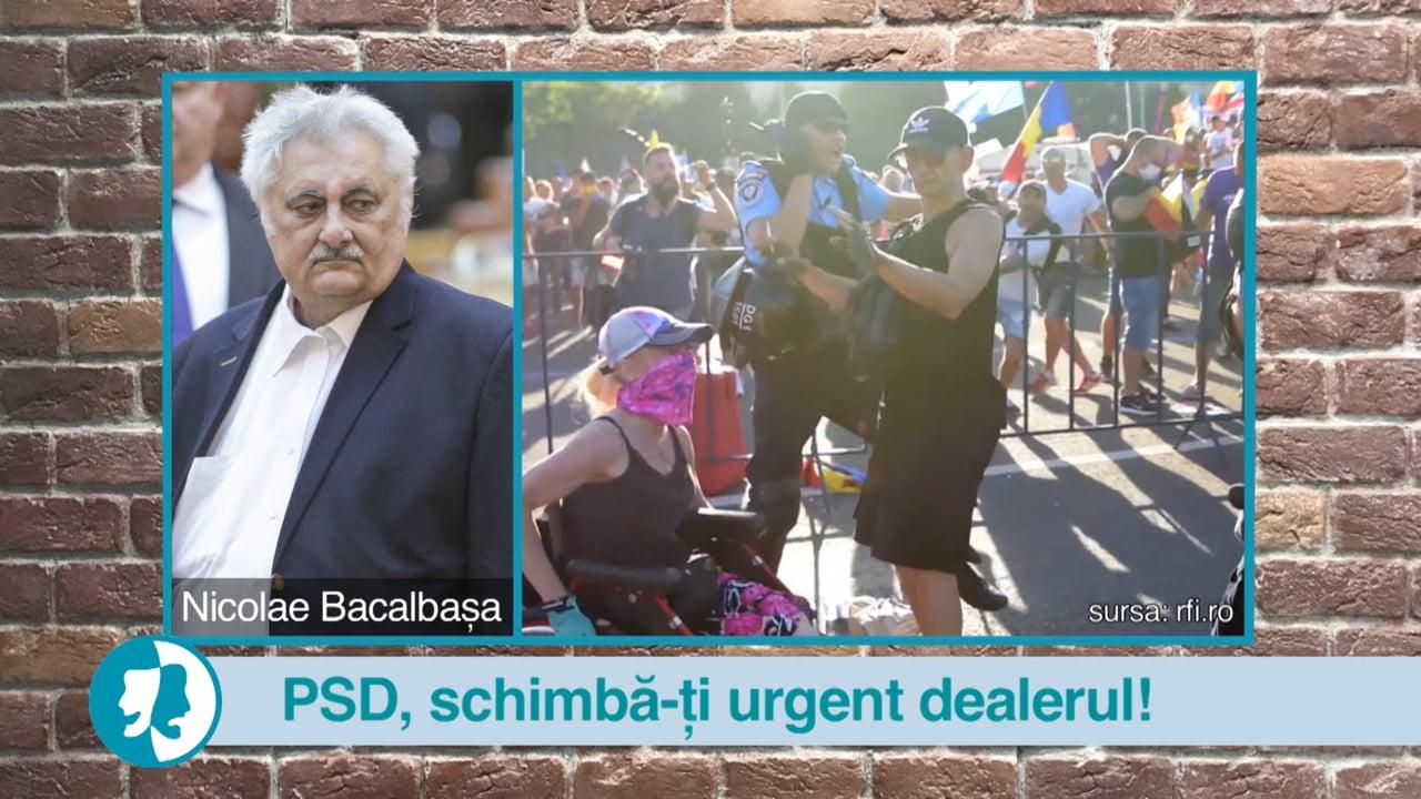 PSD, schimbă-ți urgent dealerul!