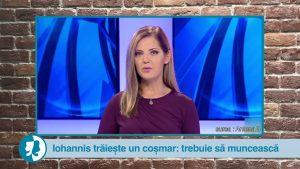 Iohannis trăiește un coșmar: trebuie să muncească