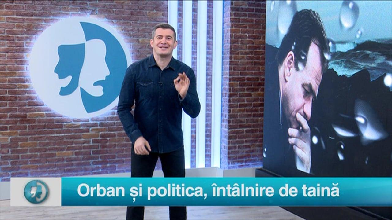 Orban și politica, întâlnire de taină