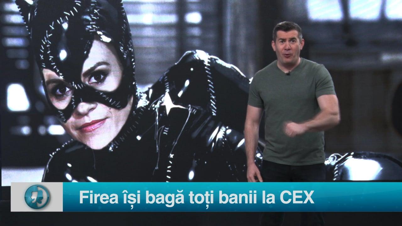 Firea își bagă toți banii la CEX