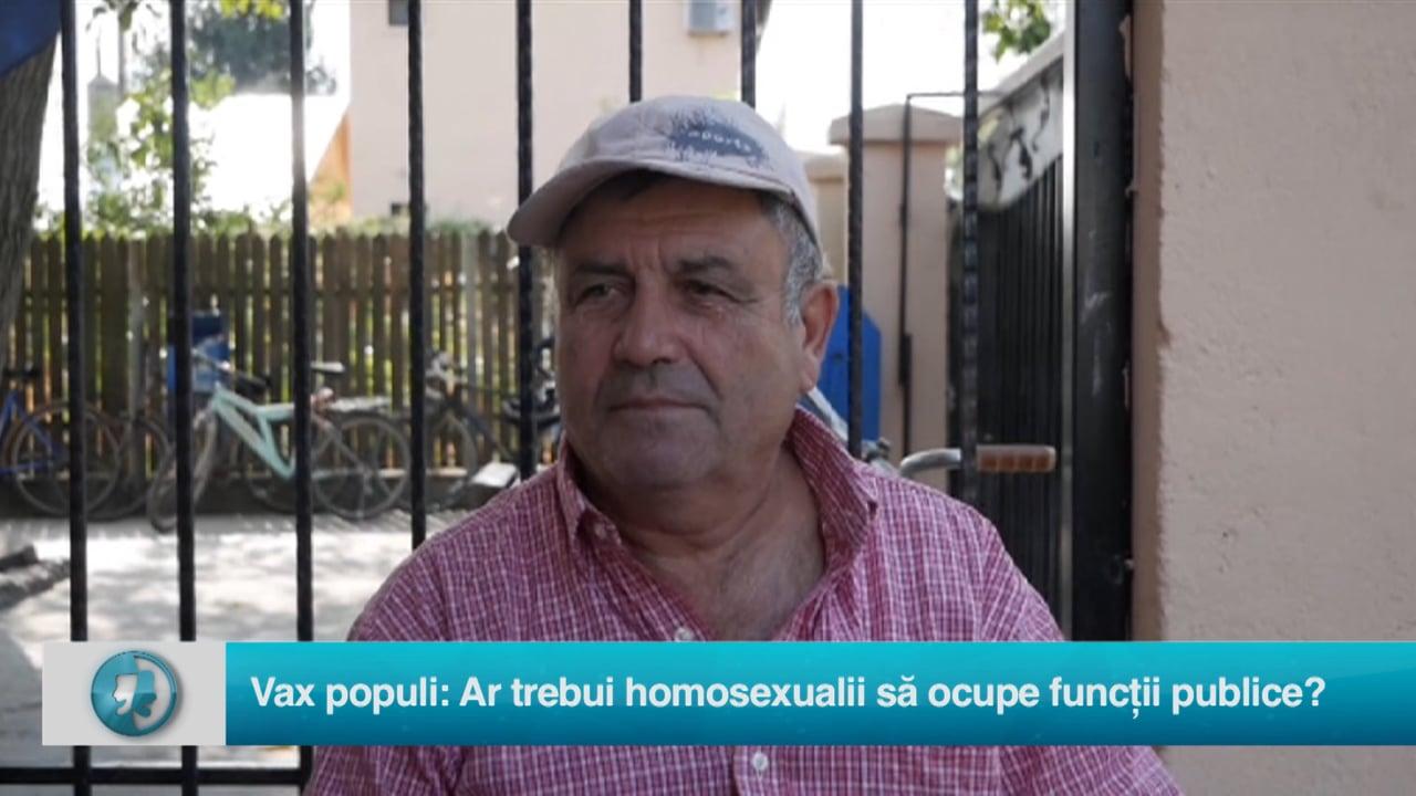 Homosexualii rai