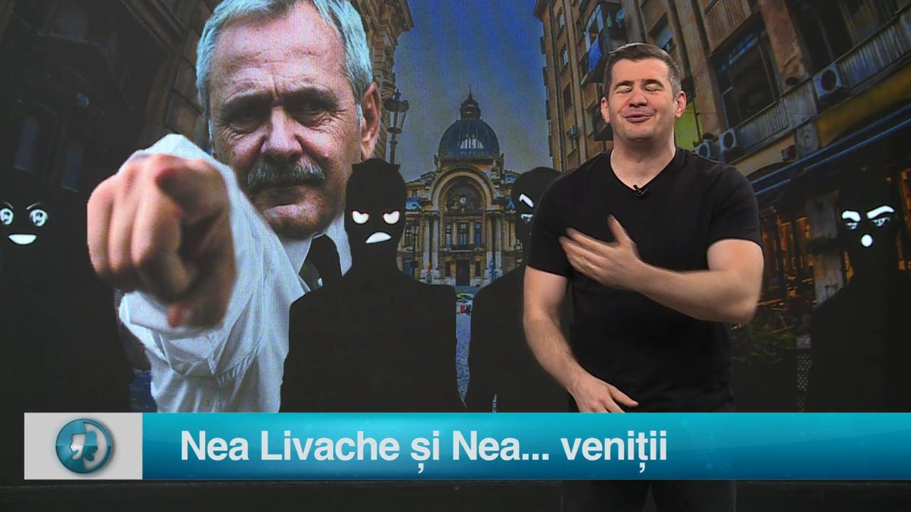 Nea Livache și Nea... veniții