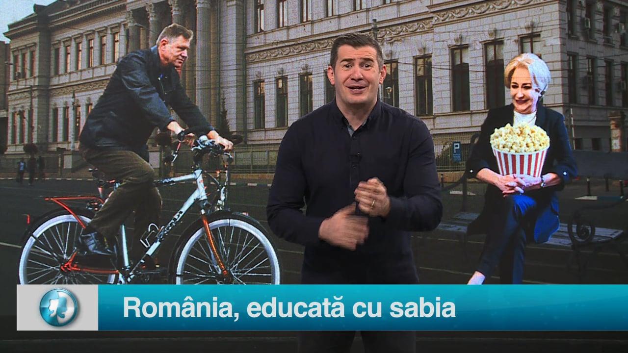 România, educată cu sabia
