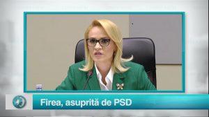 Firea, asuprită de PSD