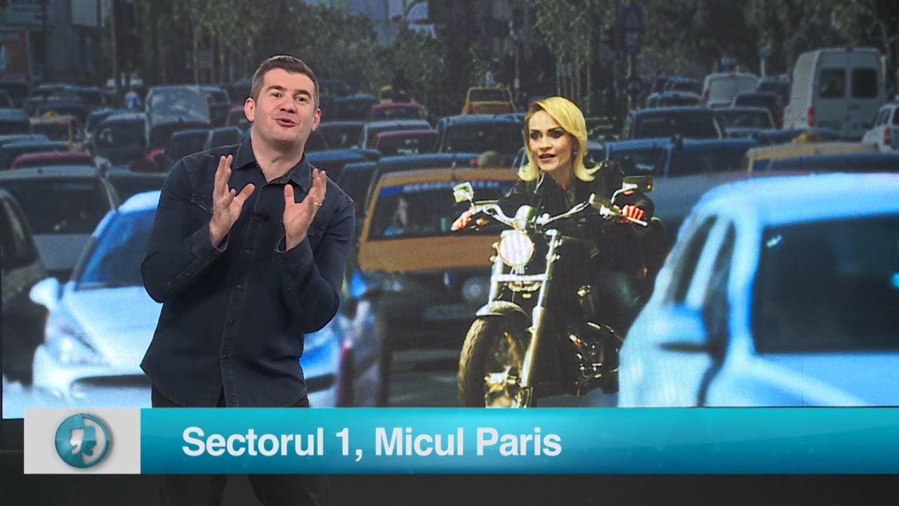 Sectorul 1, Micul Paris