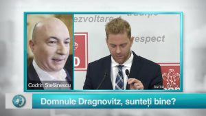 Domnule Dragnovitz, sunteți bine?