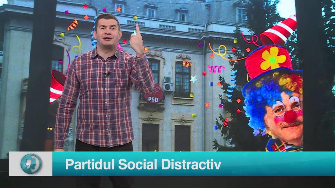 Partidul Social Distractiv